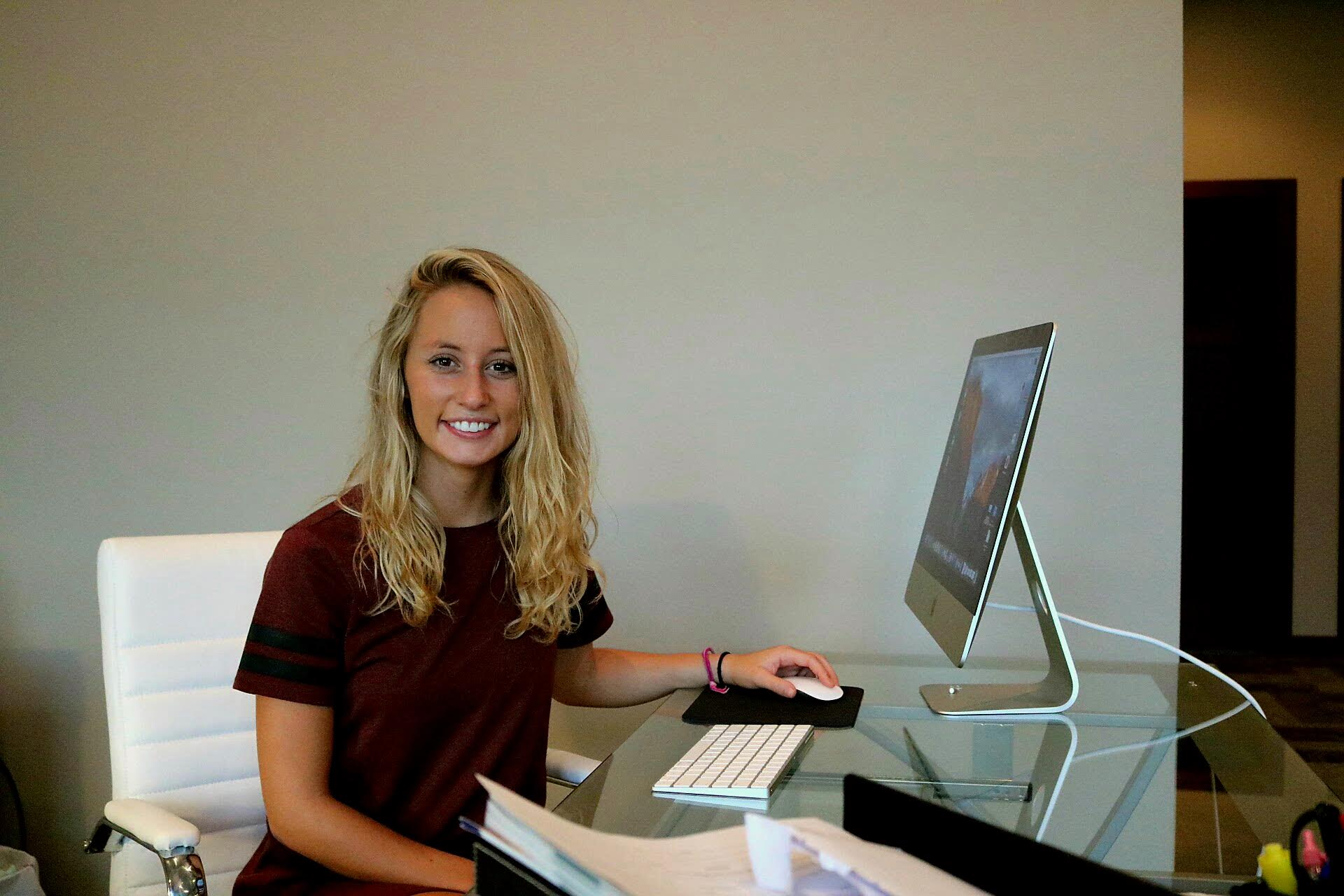 Brooklyn Smith, Office and Finance Manager