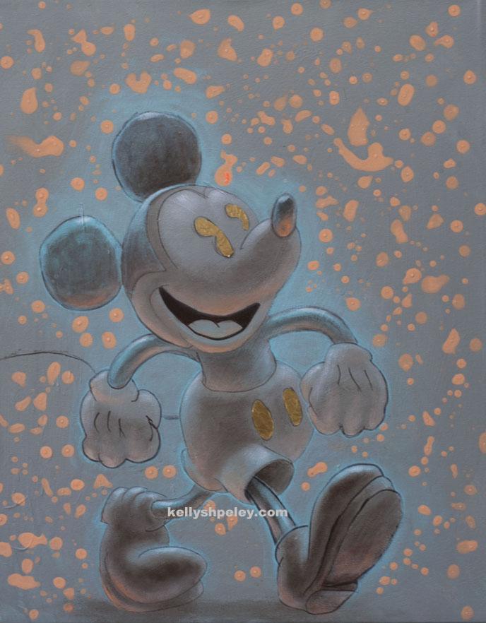 """""""Trippy Mickey"""""""