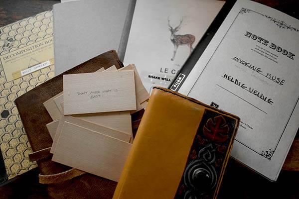 My journals.