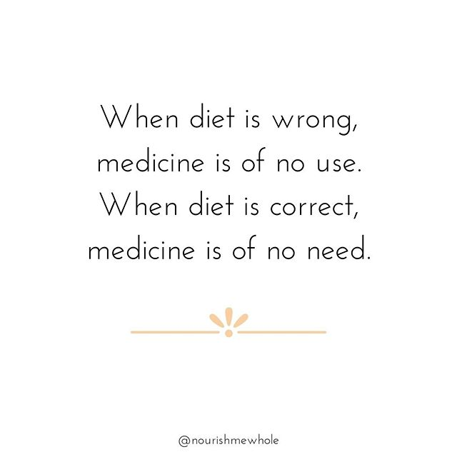 There are always variables, of course - but there's no denying the power of treating our bodies with respect when it comes to combatting illness. Medicine has it's place, but with a focus is on prevention, we can minimise the need 🧡⠀ ⠀ ⠀ ⠀ ⠀ ⠀ ⠀ ⠀ ⠀ ⠀ ⠀ ⠀ ⠀ ⠀ #nourishmewhole #intuitiveeater #normaleating #nomorediets #healingfood #thebodylovesociety #foodfreedom #eattolive #foodasmedicine #healthyeatingtips #eatrightnotless #tastethefreedom #trustyourgut #nutritioncoaching #nourishbalancethrive #functionalnutrition #holisticnutrition #eatgoodfeelgood #wholefood #nutritiontips #healingfoods #plantpowered #simplyhealthyme #holistichealth #holistichealthcoach #leadingwithbalance #choosehealth #selfcareisntselfish #fuelyourhustle #raiseyourvibration