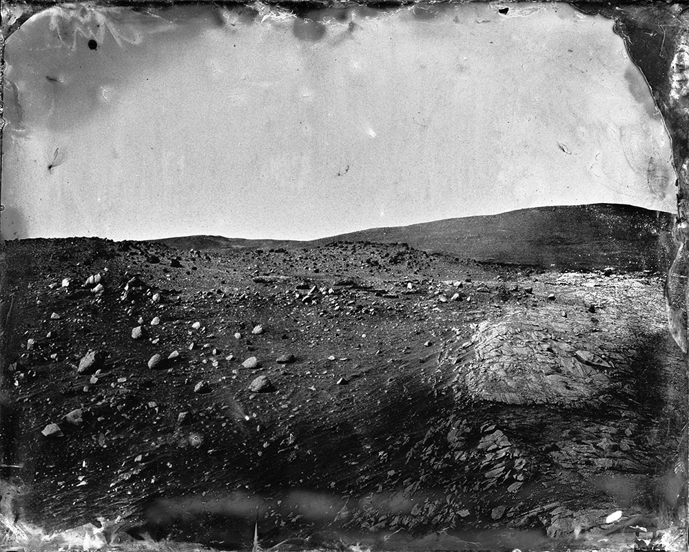 Untitled Mars Landscape #8