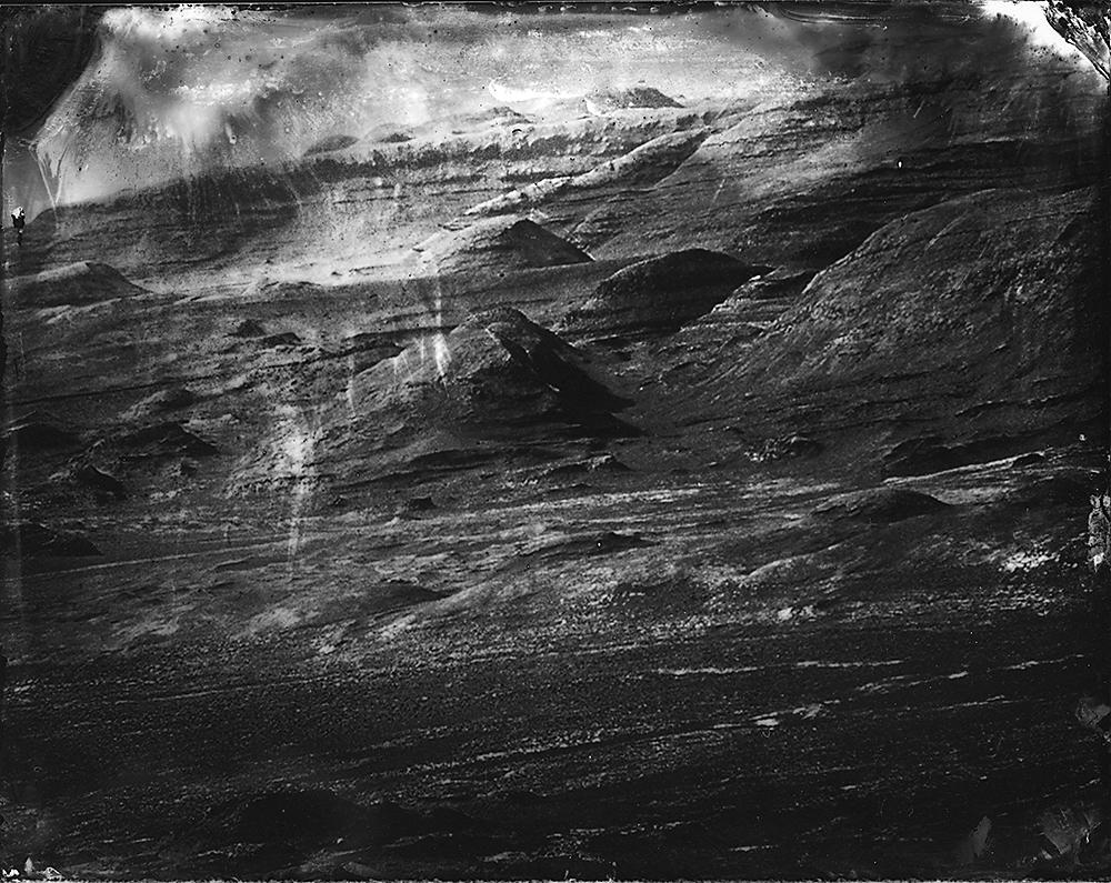Untitled Mars Landscape #7