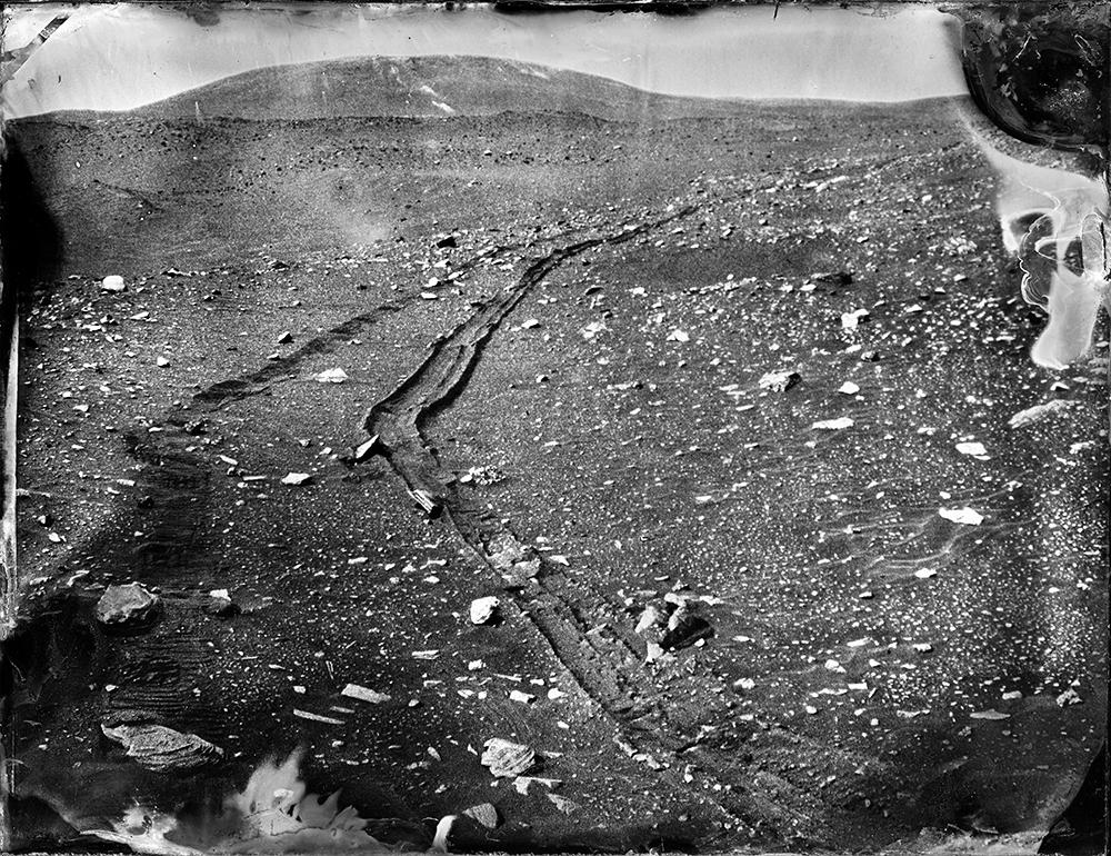 Untitled Mars Landscape #6