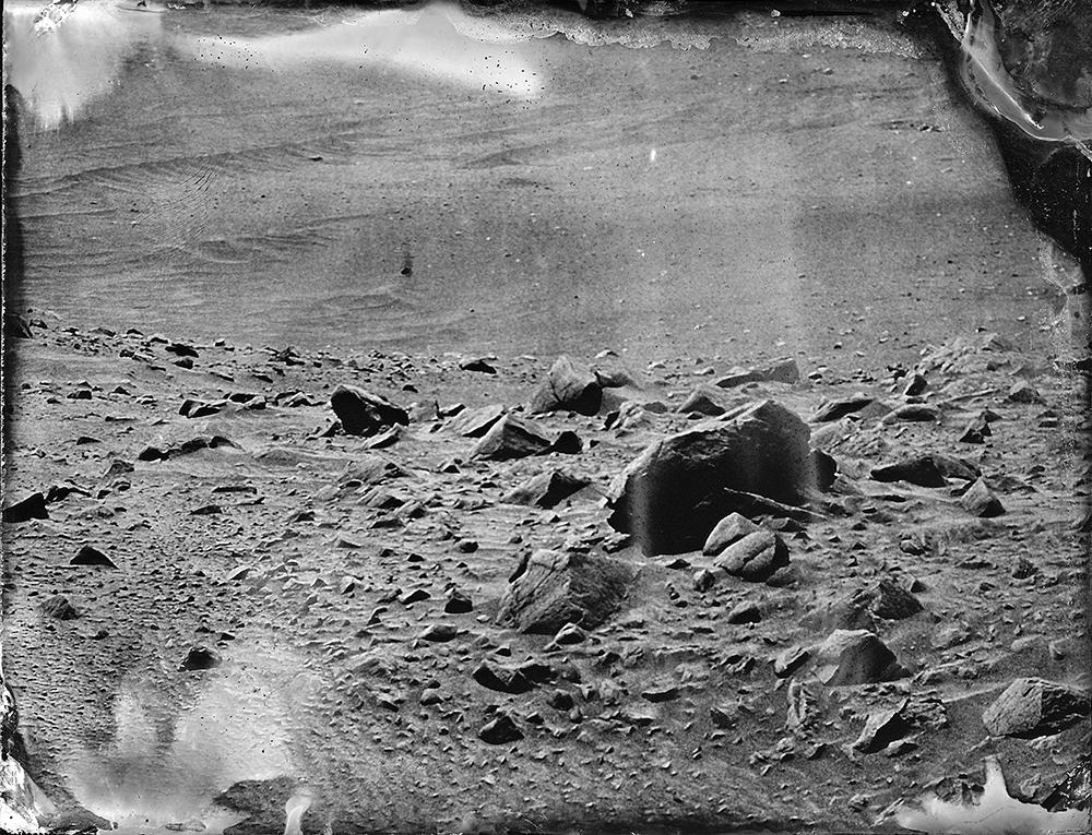Untitled Mars Landscape #5