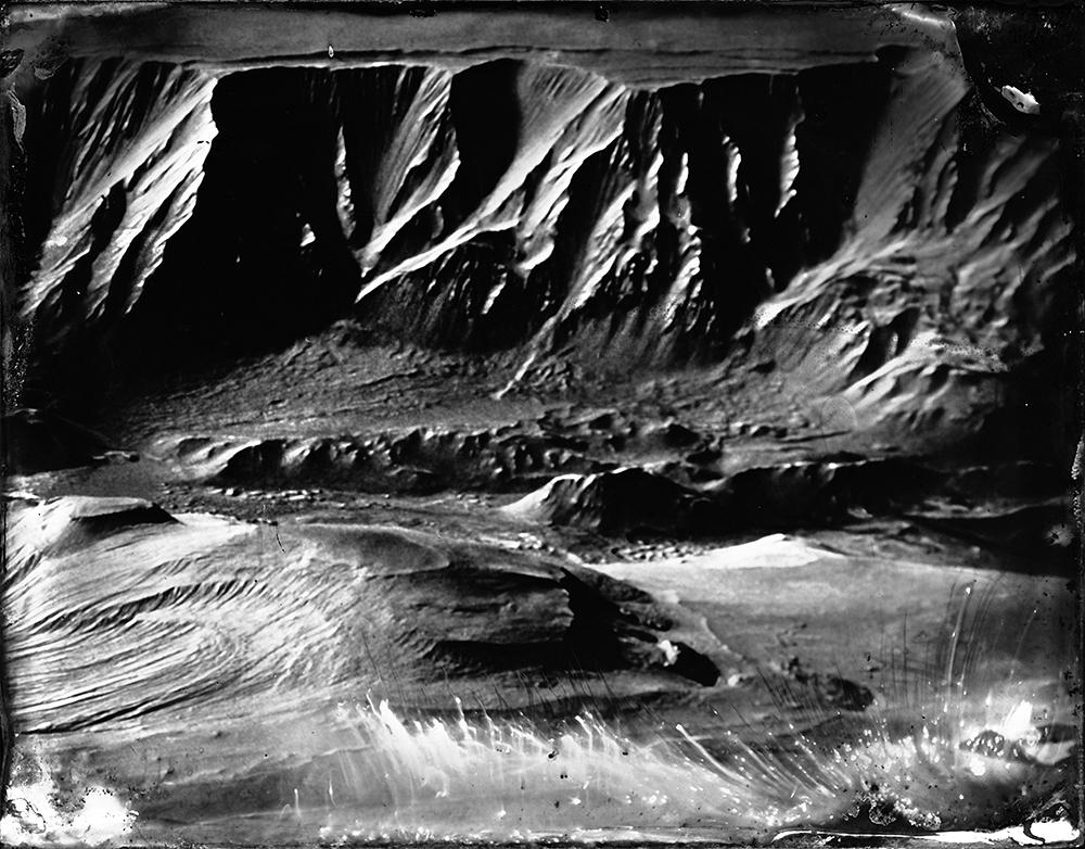 Untitled Mars Landscape #4