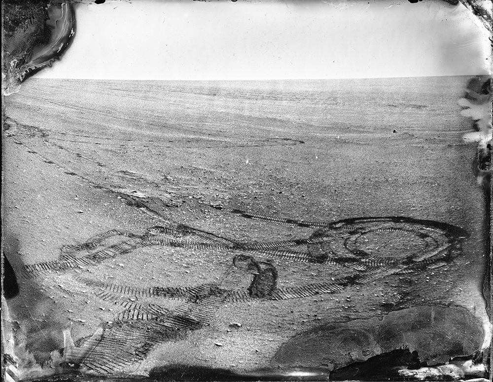 Untitled Mars Landscape #3