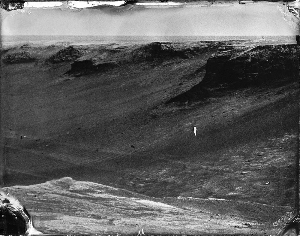 Untitled Mars Landscape #2