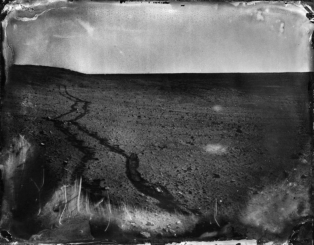 Untitled Mars Landscape #1