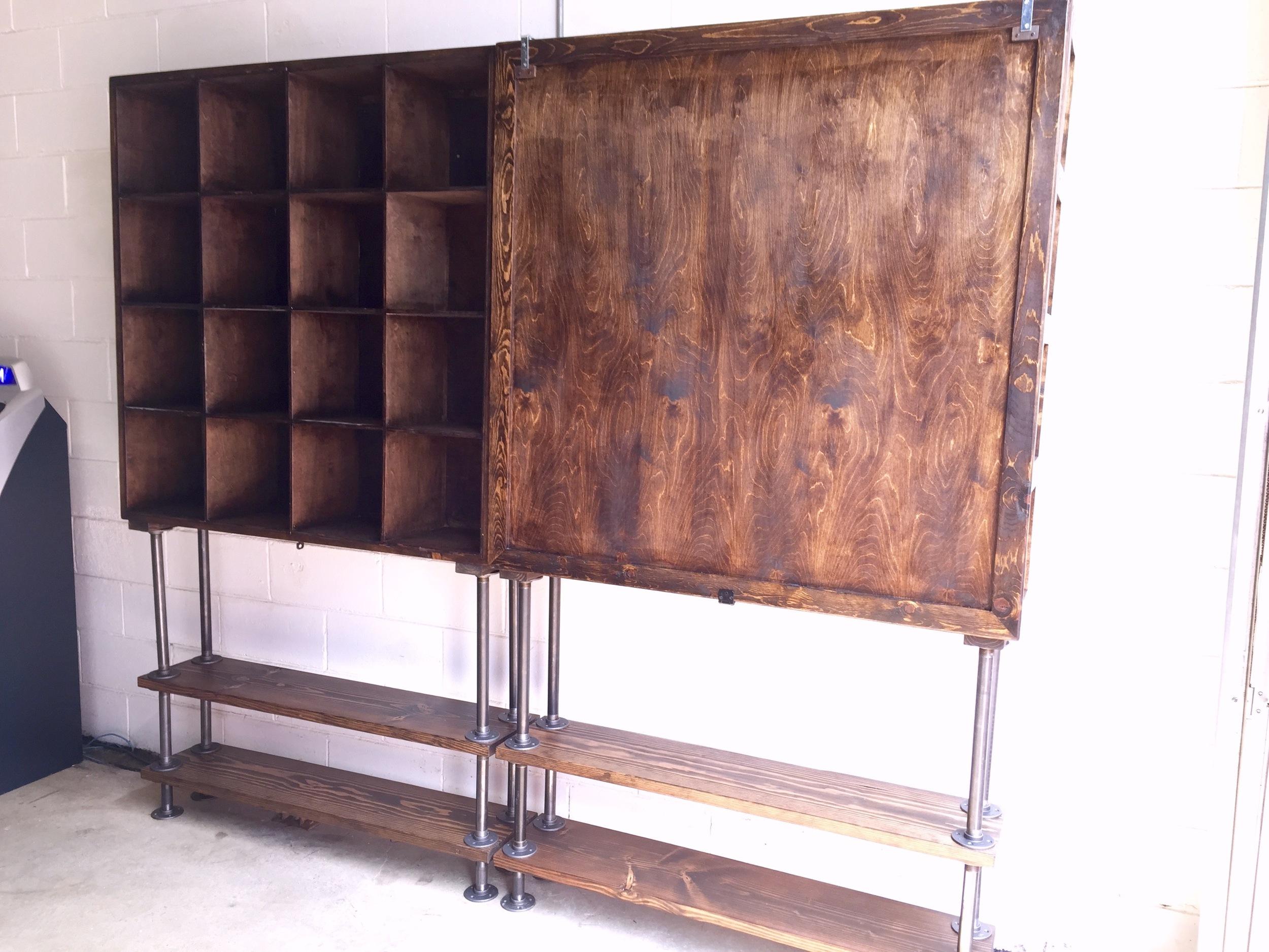 Fulton Merch Shelf