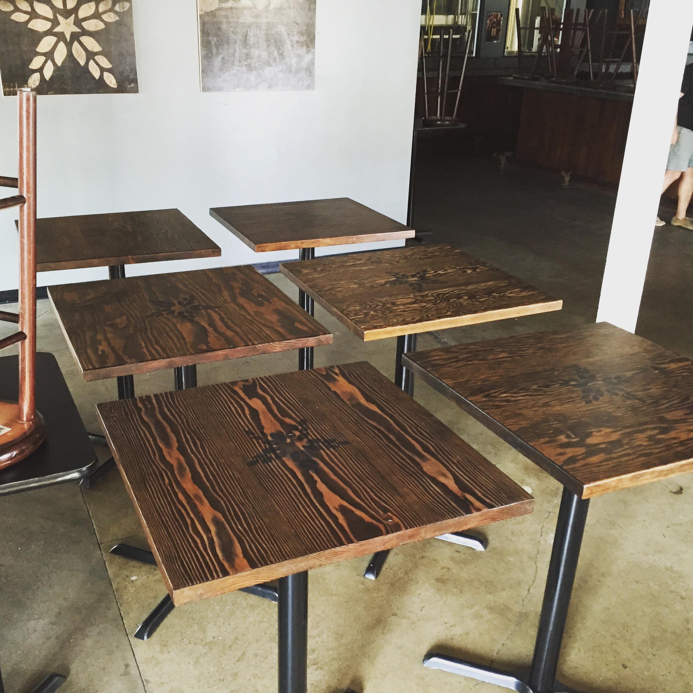 Fulton Tables