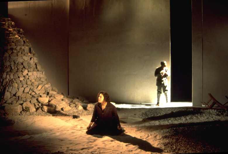 Iphigenia and Other Daughters, Classic Stage Company, 1995, photographer: Jessica Katz
