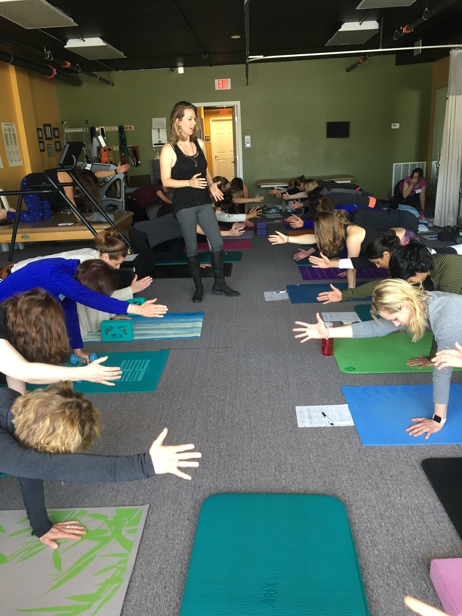 pelvic floor certification