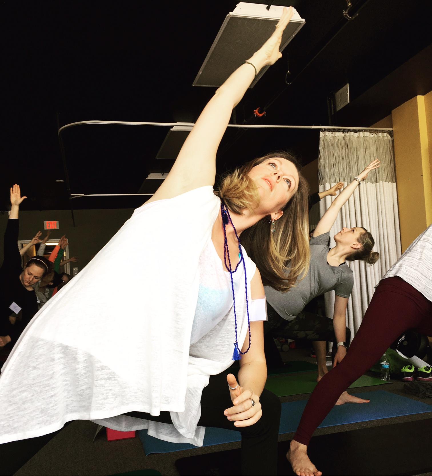 yoga for the pelvic floor