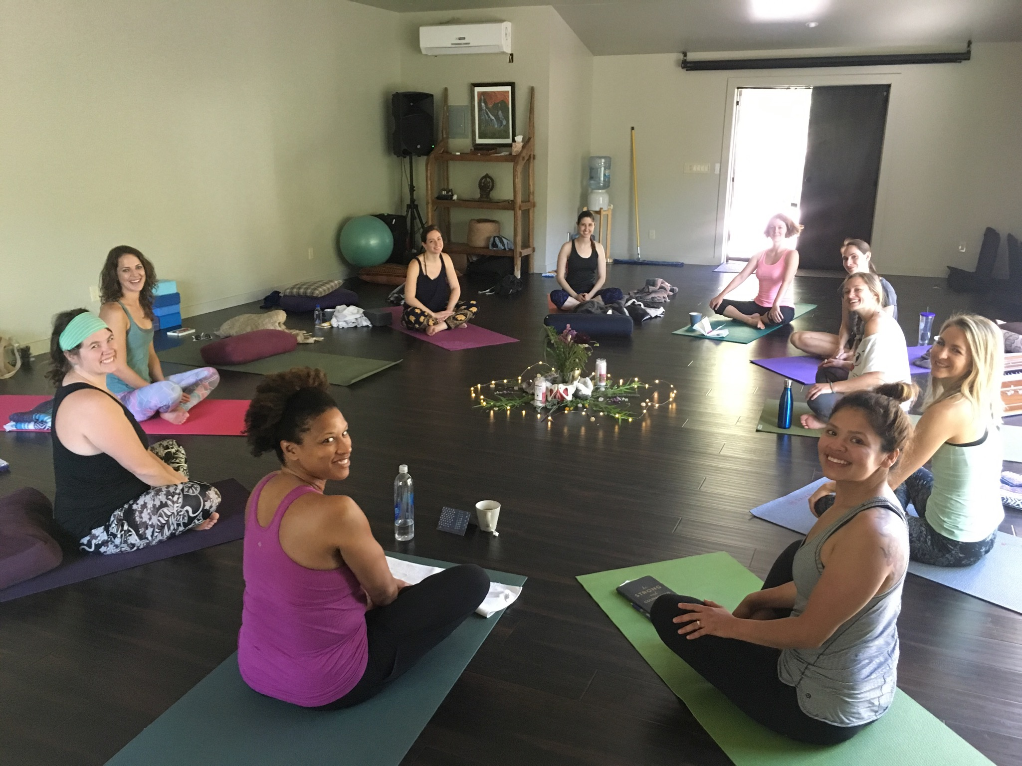Copy of yoga class, endo, sitting pain, pain with sex