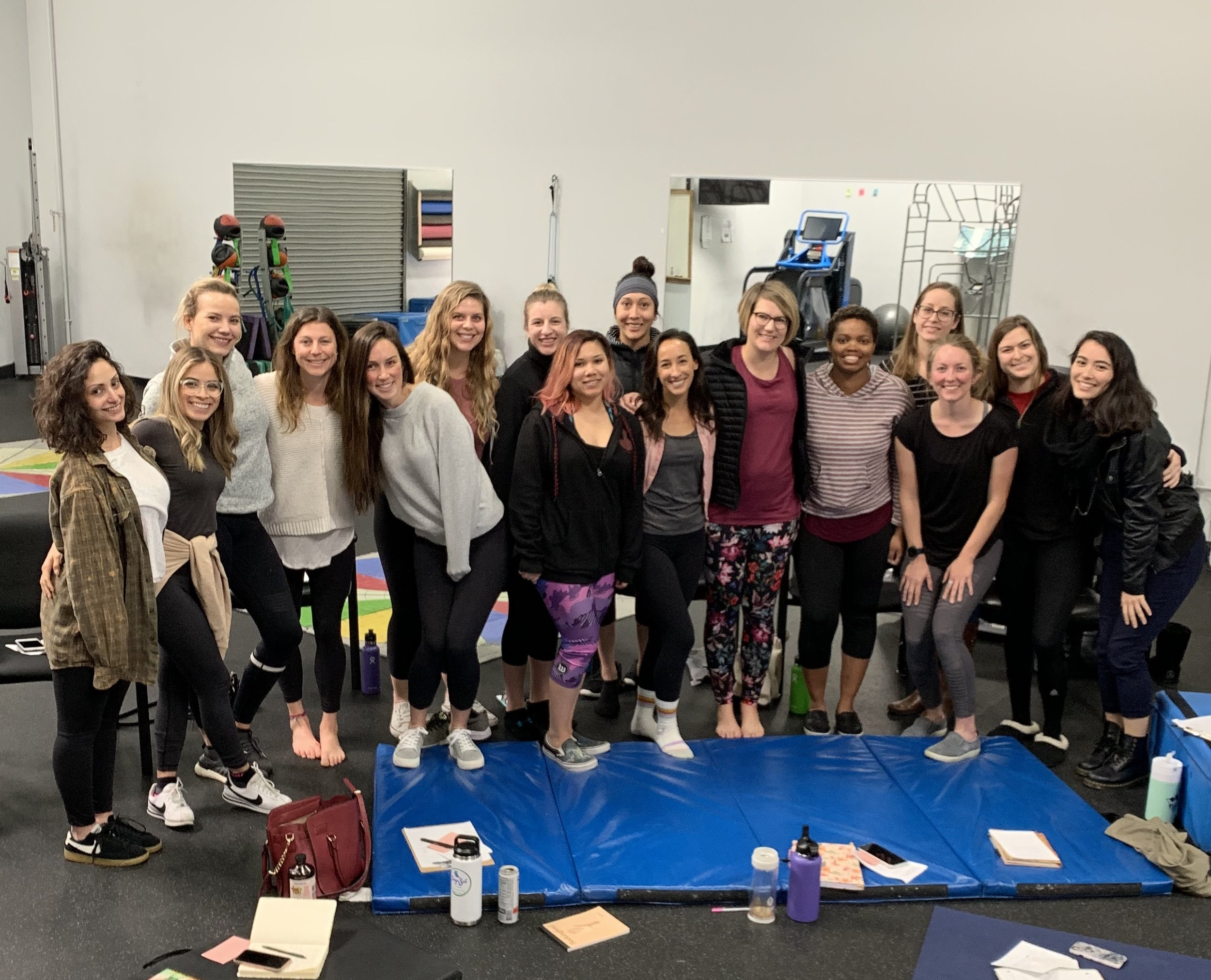 AFC at Longevity Physical Therapy March 2019