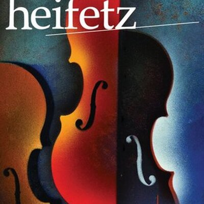"""Heifetz on tour"""