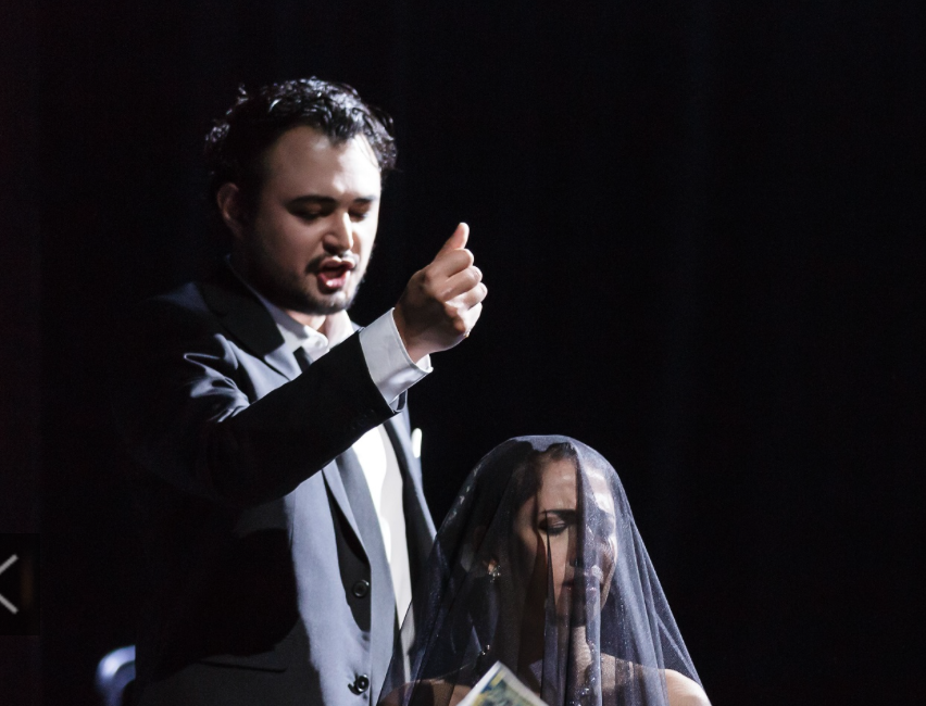 "From La Traviata (Alfredo) at Biel Oper Stadttheater,""Courtesy of Biel Stadttheater """