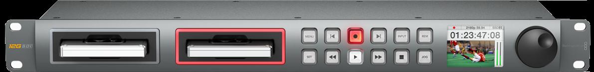 BMD Hyperdeck Studio Pro