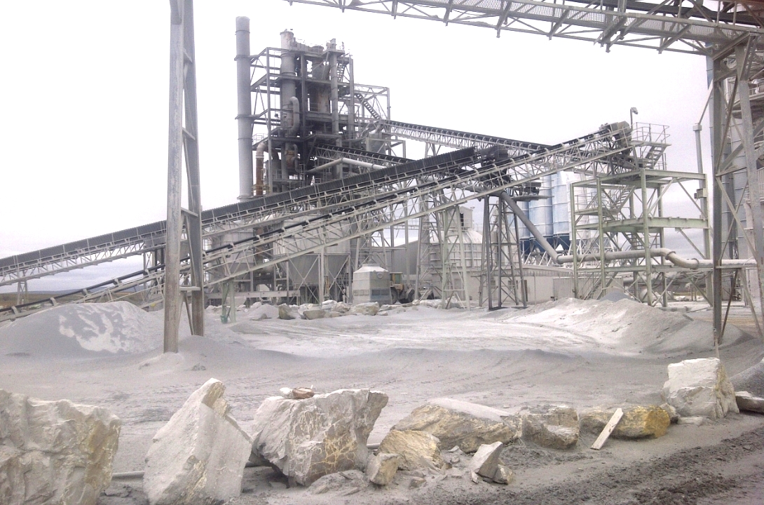 Lime Mining