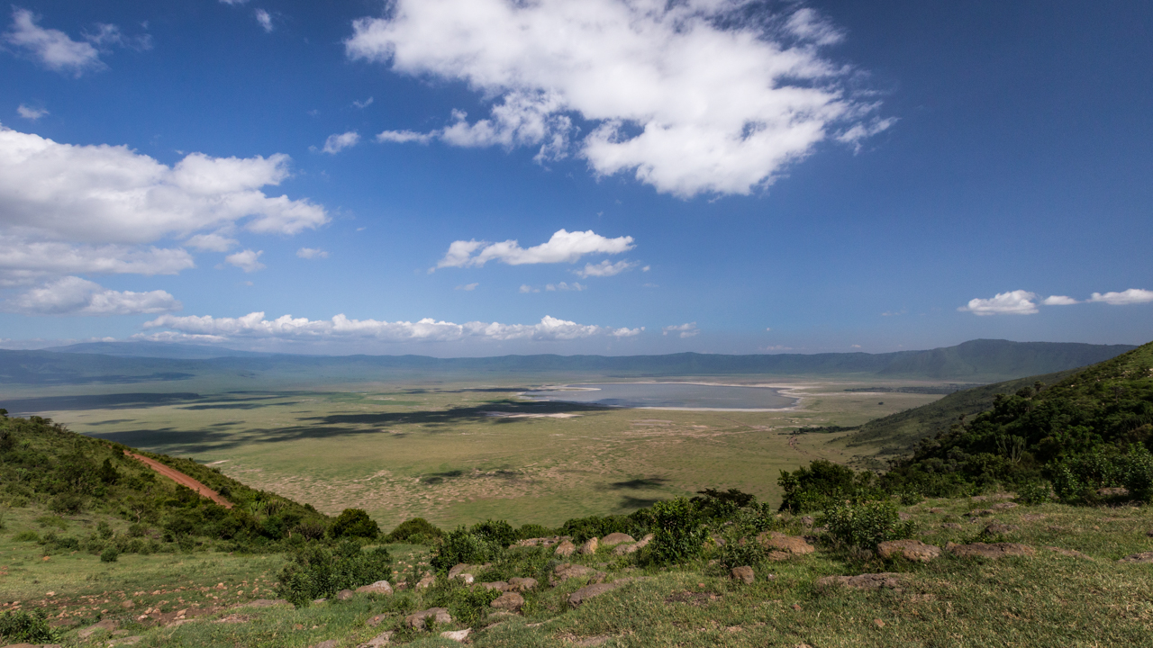 Ngorongoro - March 2016 -