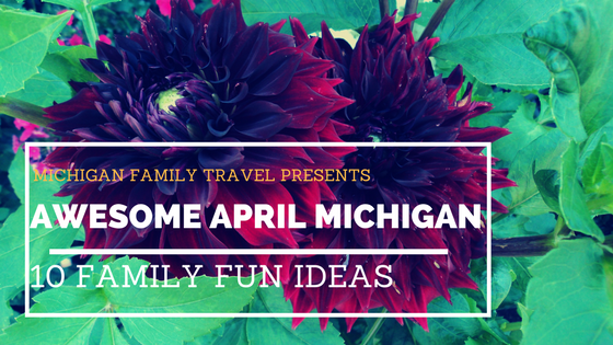 Michigan Family Travel Presents 10 Family Things to Do in Michigan!