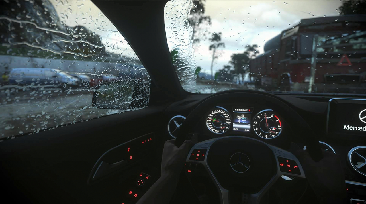 Driveclub VR - Sound Design / Location Recording / Implementation