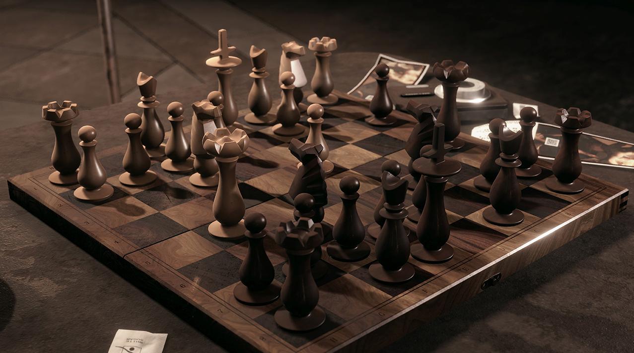 Chess Ultra - Sound Design