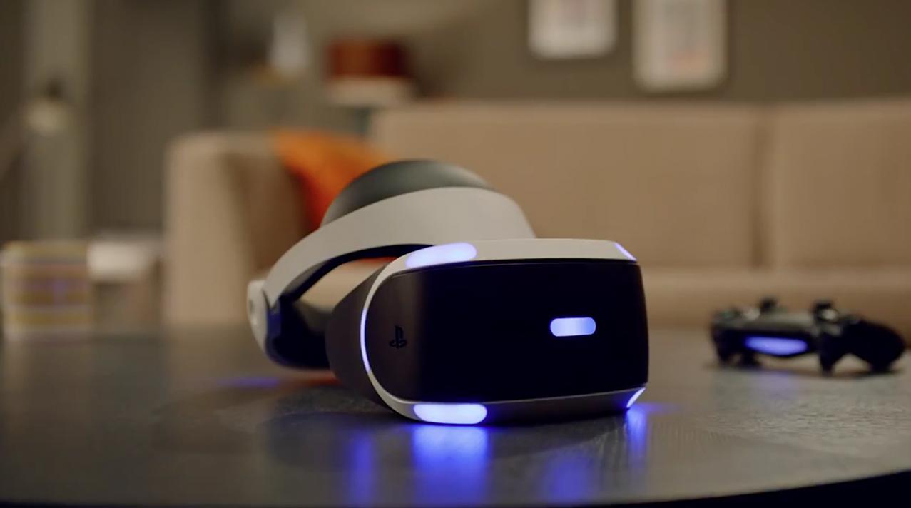 PlayStation VR - Trailer Sound Design