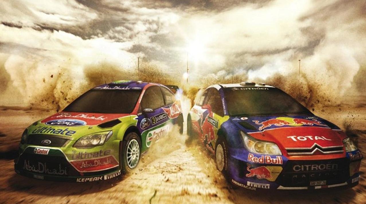 WRC: FIA World Rally Championship - Vehicle Recording