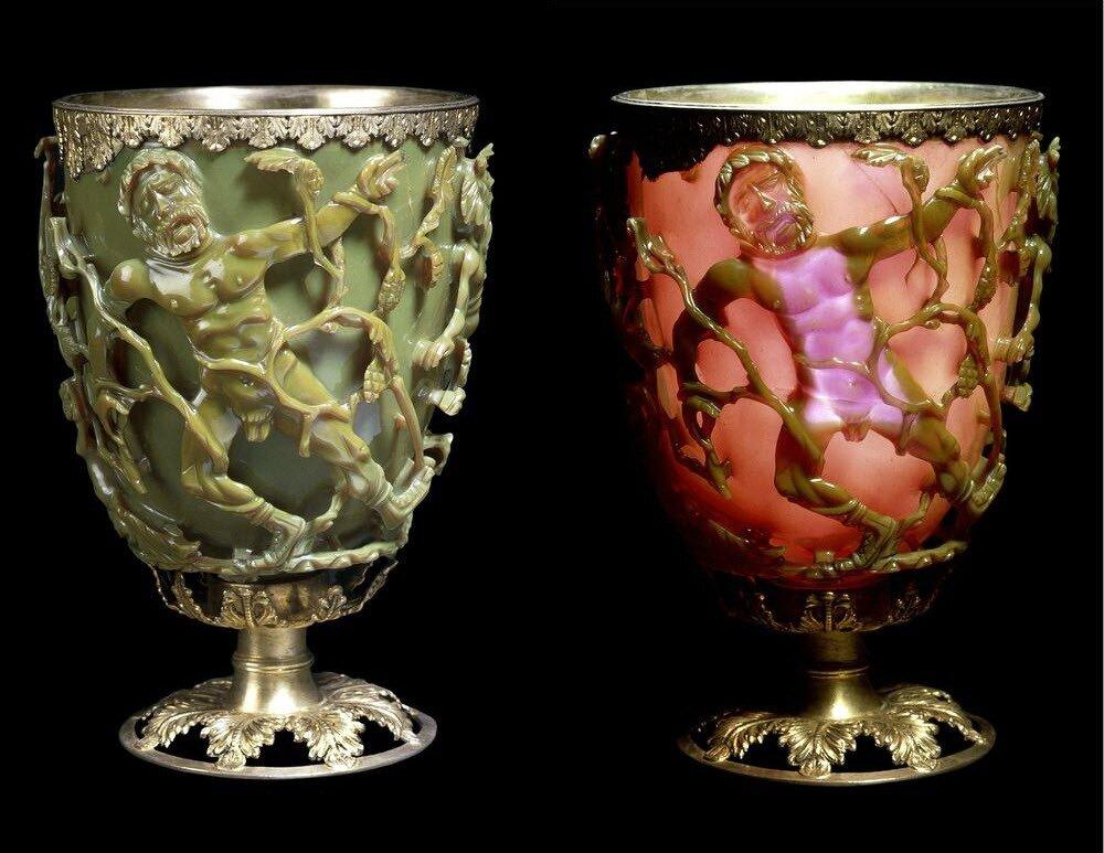 Lycurgus Cup of unknown origins
