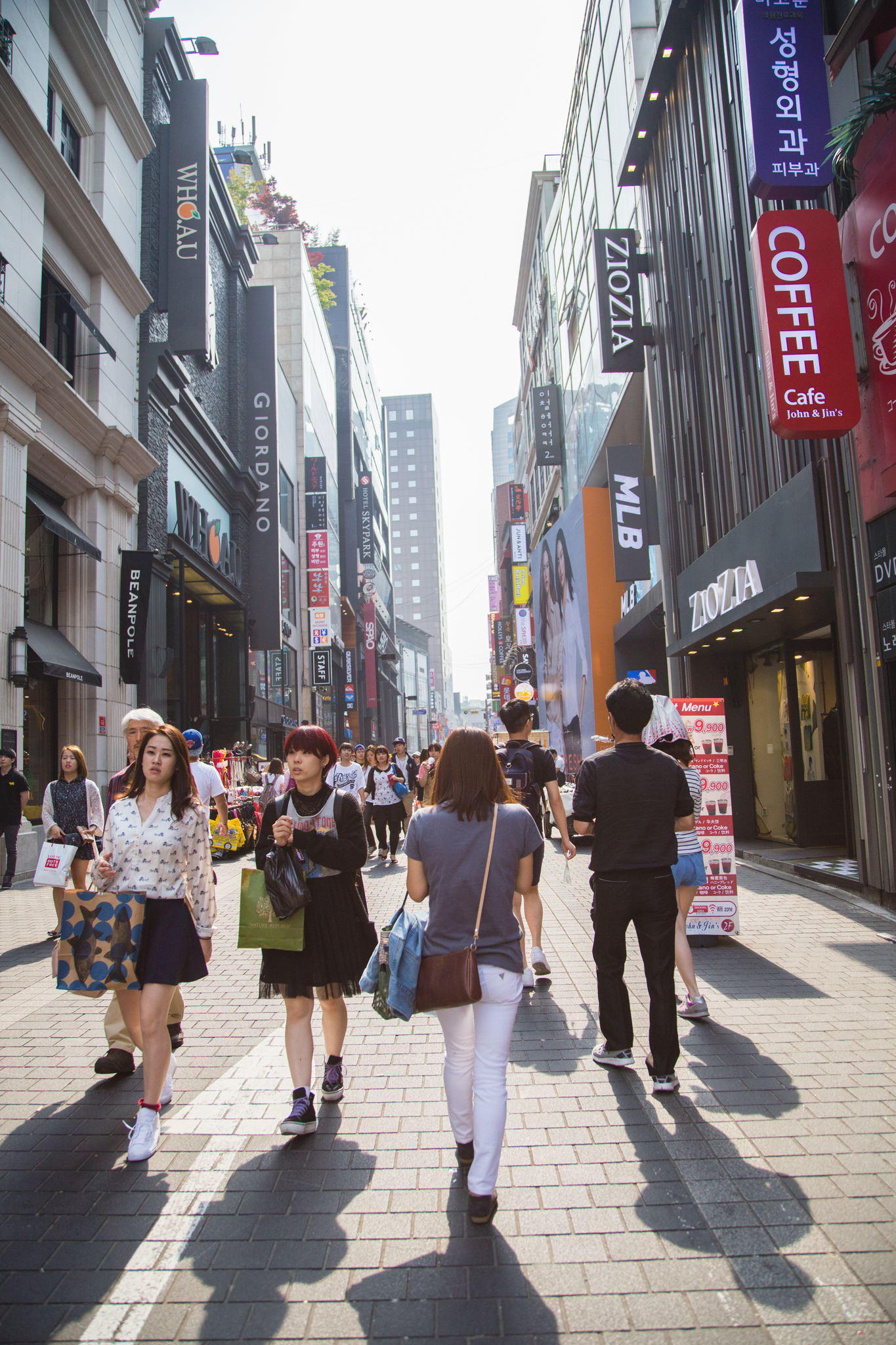 Myeong-dong Street: Korea's most widely known shopping town