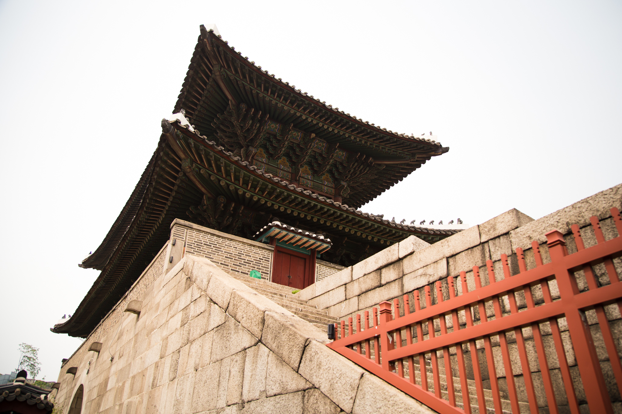 Heunginjimun Gate 동대문 - 흥인지문