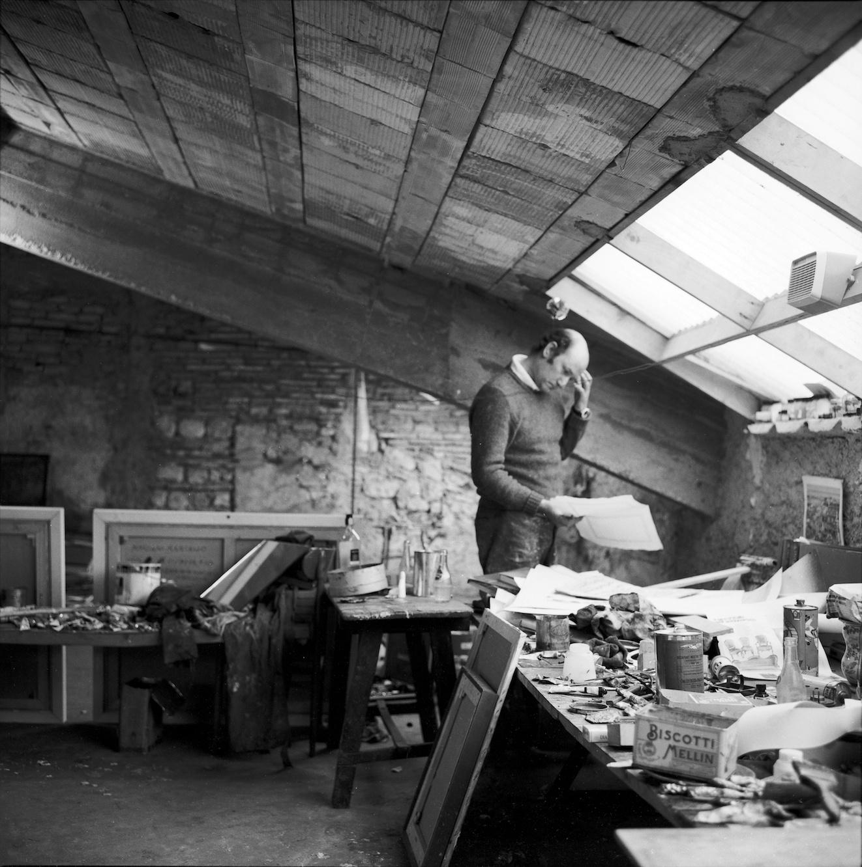 Studio Mariani, L'Aquila, 1968