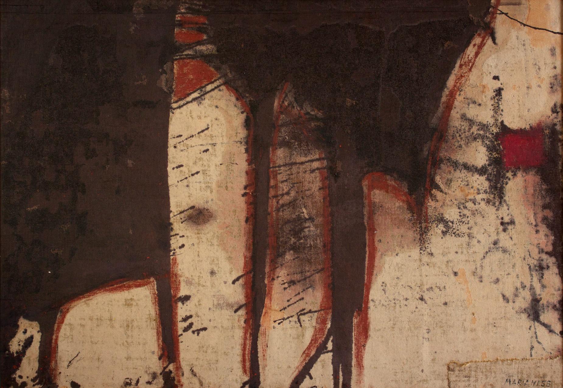Senza Titolo / Untitled. 1958
