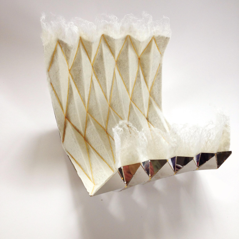 origami felt metal scupture.jpg