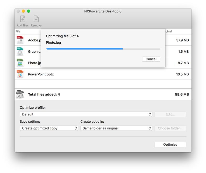 nxpowerlite-mac-8-progress.png