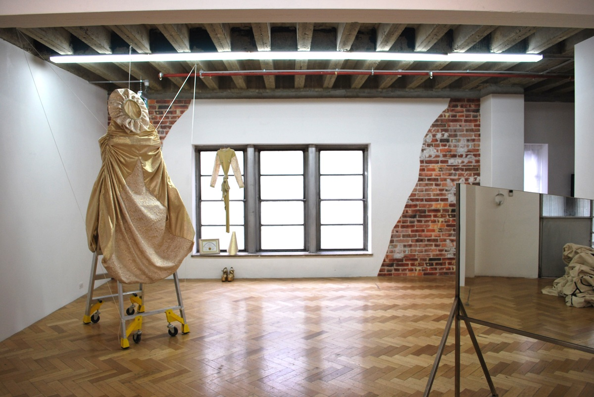Installation view, The Fraud Complex ,West Space, Melbourne, 2016