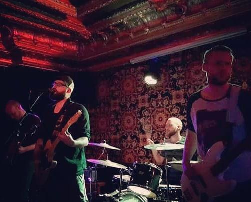 We had a great time in Groningen (NL) last night!! . . . . #rockmusic #rockconcert #punkrockmusic #punk #punkrock #music #stoner #stonerrock #alternative #indie #fuzz #drums #weed #guitar #roland #fender #gibson #gretsch #beards #liveshow #alternativerock #love #instagood #musicphotography #cute #bass #photooftheday #instamood #concertphotography #motivation