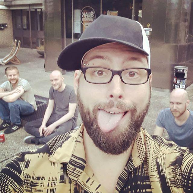 Rehearsel! Beer! Love! 🎸🍻❤ . . . . #rockmusic #rockconcert #punkrockmusic #punk #punkrock #music #stoner #stonerrock #alternative #indie #fuzz #drums #weed #guitar #roland #fender #gibson #gretsch #beards #liveshow #alternativerock #love #guitars #musicphotography #cute #bass #photooftheday #instamood #concertphotography #joerogan