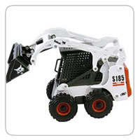 Skid Steers (6,000lb+)  (Exhaust Scrubbers available)    Bobcat S185