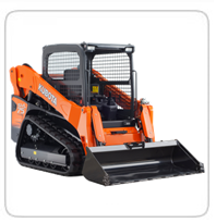 Skid Steer (9,000lb+)  (Exhaust Scrubbers available)    Kubota SVL75