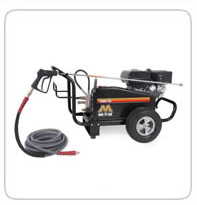 Pressure Washers    Hot/Cold