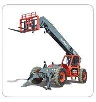 10K Rough Terrain Forklifts     Skyjack 1056TH      JCB 510-56