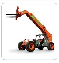 12K Rough Terrain Forklifts     Xtreme 1255      Dieci i12.56