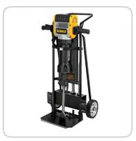 Hammer/Rotary Drills-  Assortment of Drill Bits and Chisel Points    DeWalt 68lb Breaker      DeWalt Electric Hammer Drill      DeWalt Rotary Hammers      Makinex DeWalt Cart