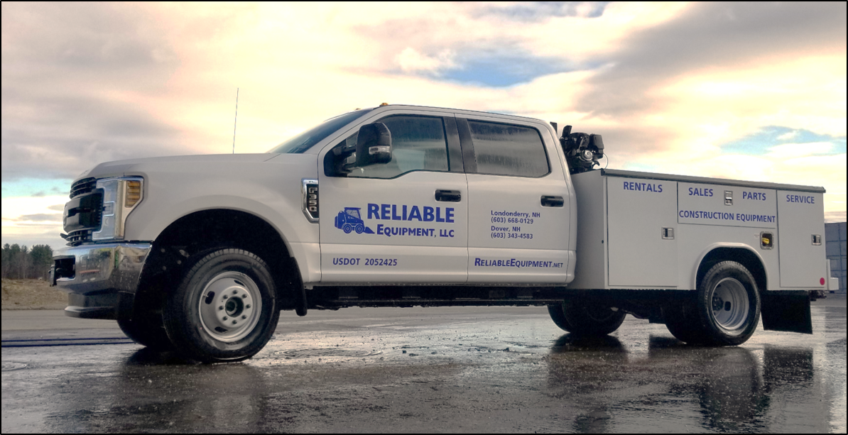 Our fleet of service vehicles gives us the capability to mobilize to the jobsite to diagnose issues at the source. Many common services can be completed on-site, keeping our rental equipment in top-notch shape for you to complete your job