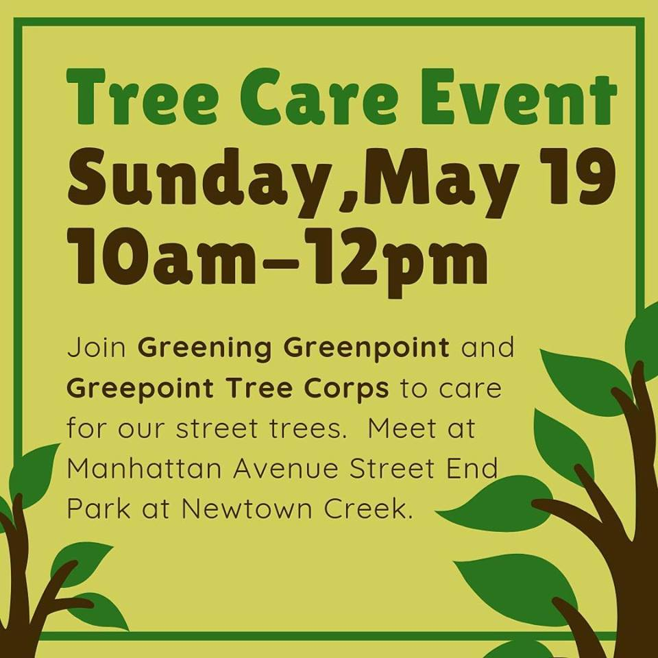 Events — GREENING GREENPOINT