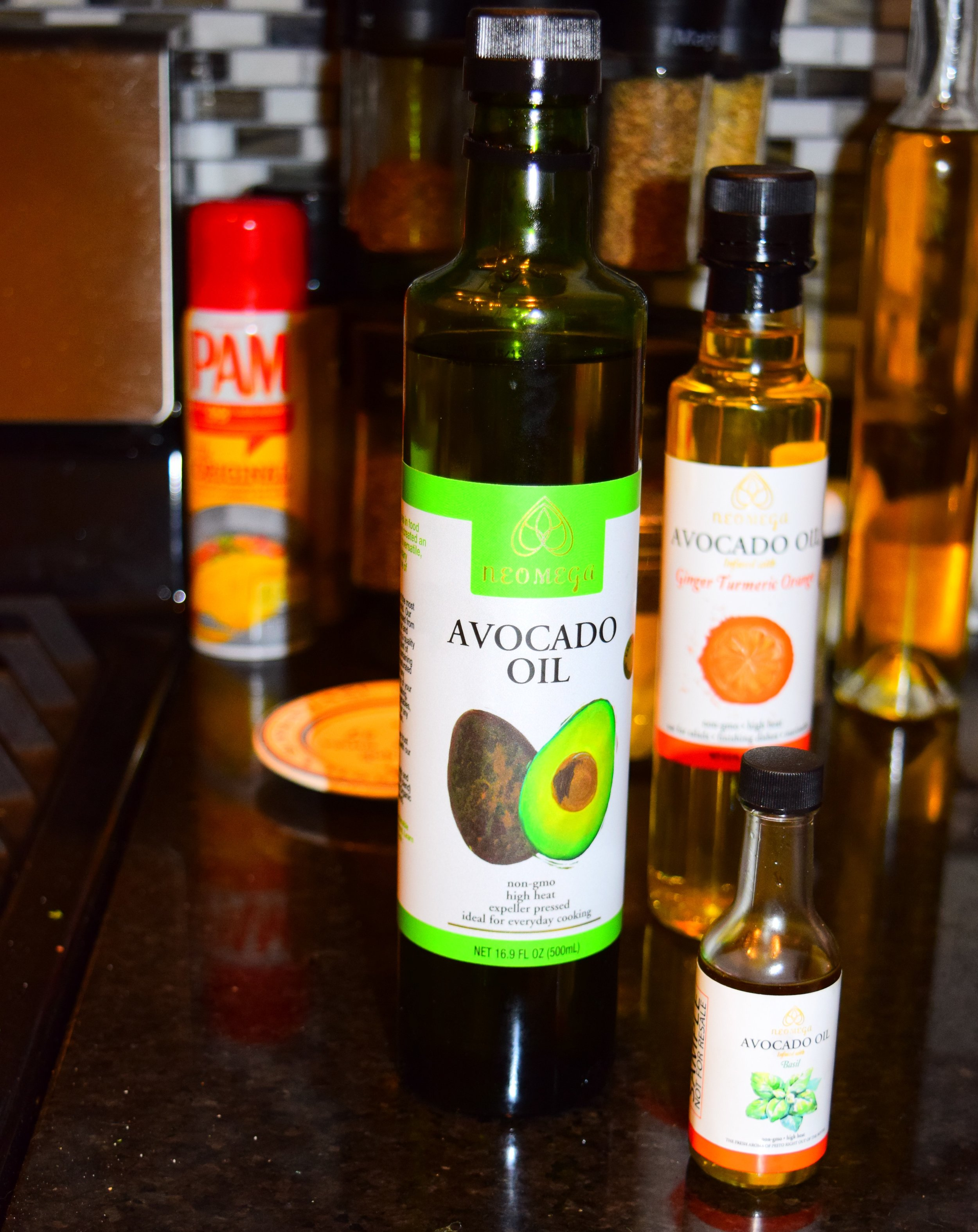 Neomega Avocado Oil