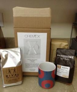 Chemex Gift Set & Custom Phish Blend