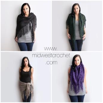 Molly Crochet Shawl